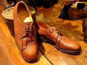 Wspaniałe buty ze skóry od producenta obuwia męskiego Alvo Shoes.